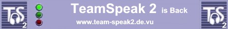 TeamSpeak2 is Back - Download